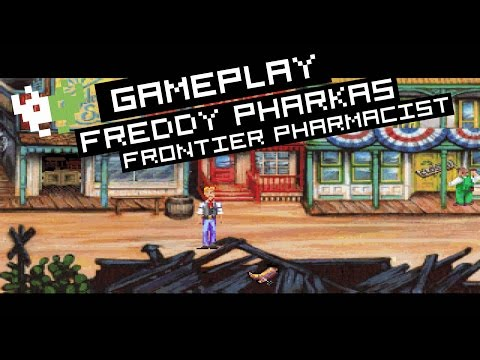 Gameplay Preview - Freddy Pharkas Frontier Pharmacist