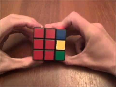 Как собрать кубик рубика видео для начинающих медленно