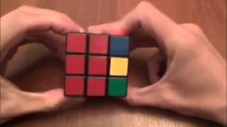Как собрать кубик рубик обучалка