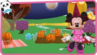 Disney Color and Play - Minnie Mouse Halloween at The Mickey Mouse Clubhouse - Coloring Book