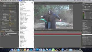 How To Make A Harry Potter Spell Cast - After Effects Tutorial