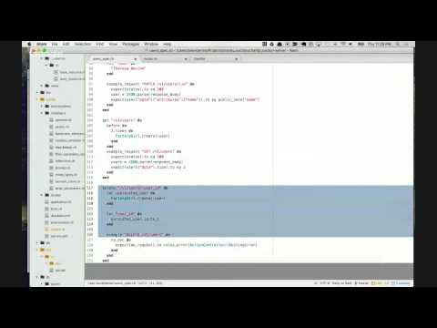 Live Code a Charity Auction Application: Episode 9 - Keep Building/Documenting a JSON API-complia...