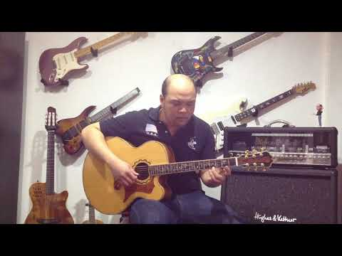 Amazing Grace : Cover by Peter Sow