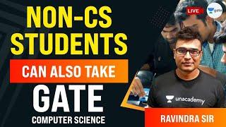 Non-CS students who cracked GATE CS
