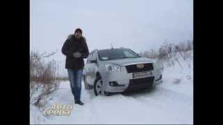 Test Geely Emgrand x7