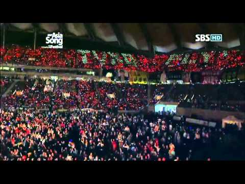 TVXQ's Cassiopeia: The Red Ocean - Never Let Me Go