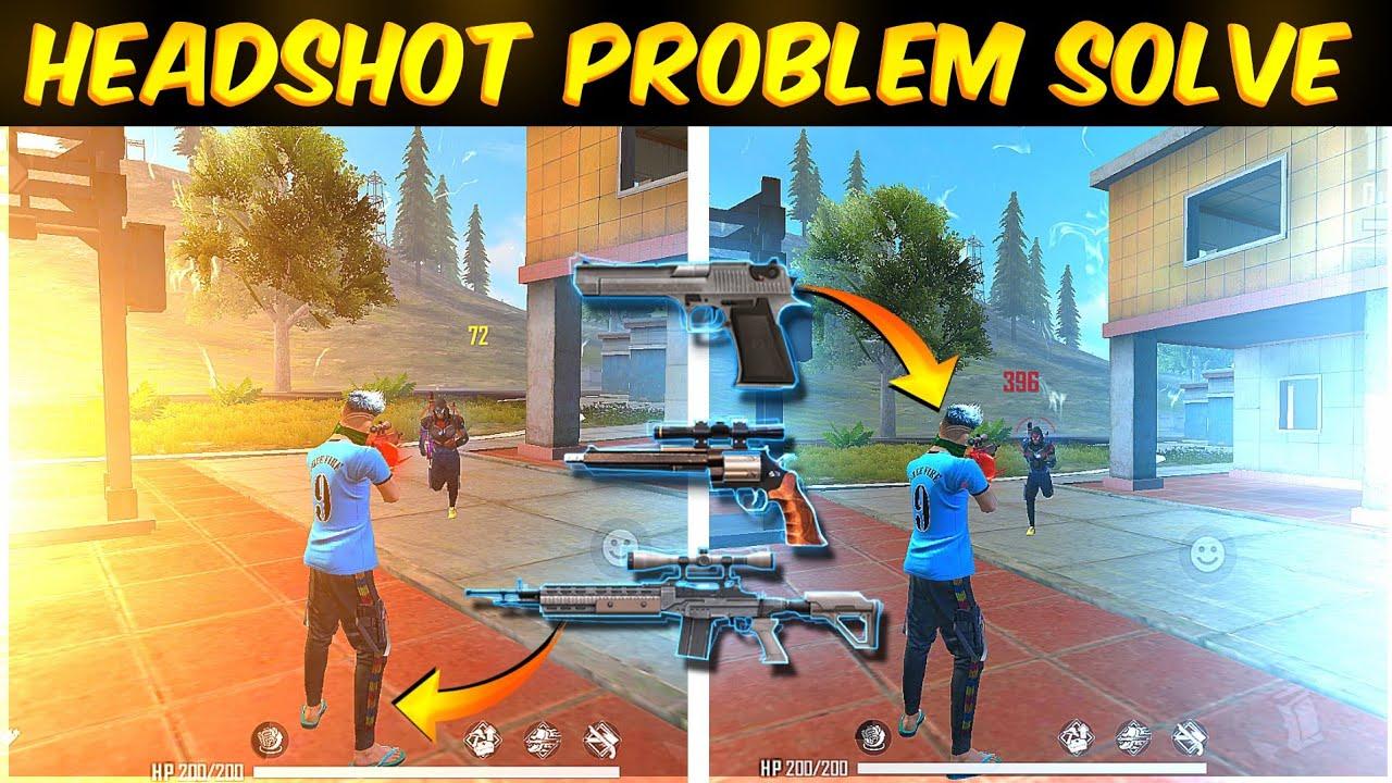 Download All Guns Headshot Problem Solve   Desert Woodpecker M500 New Headshot Tips And Tricks    God Gaming