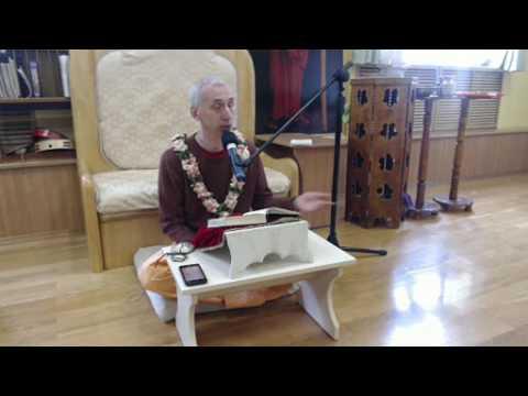 Шримад Бхагаватам 4.14.29 - Дамодара Пандит прабху