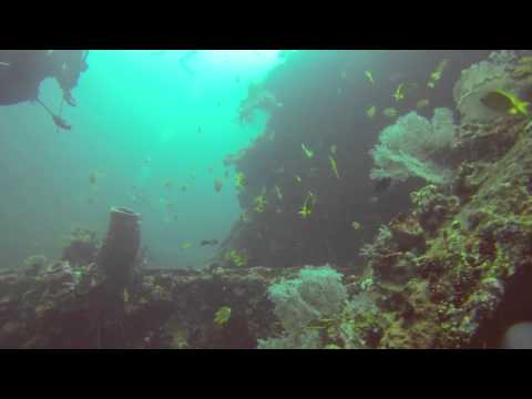 Bali Dive with Tulamben Wreck
