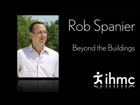 Rob Spanier - Beyond the Buildings