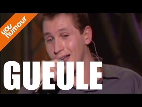 Dany Mauro - Gueule (parodie de Garou - Seul)