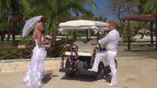 Свадьба в Доминикане Оксана и Андрей