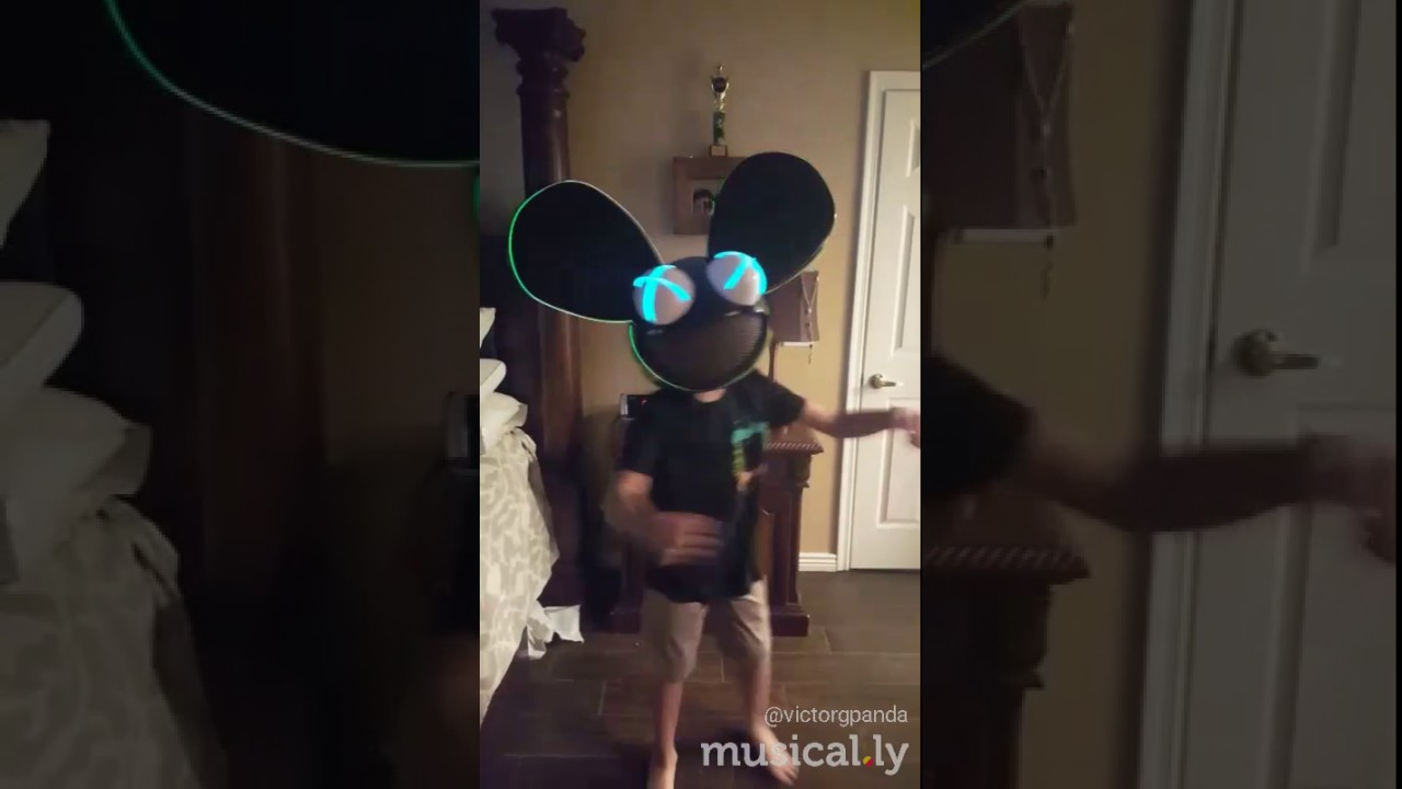 lmfao deadmau5 best halloween costume homemade by dad