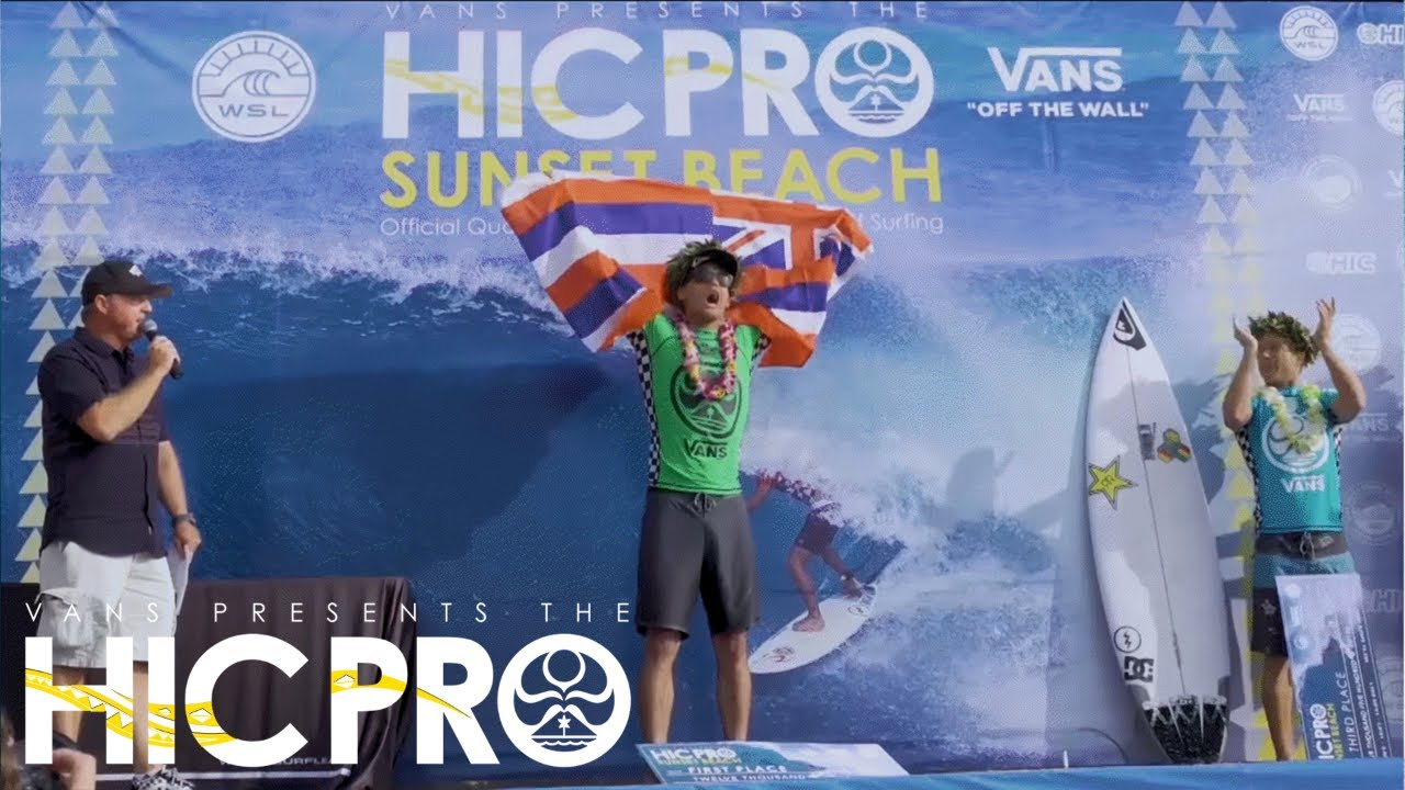 1893bb2a6a Vans Presents the 2018 HIC Pro