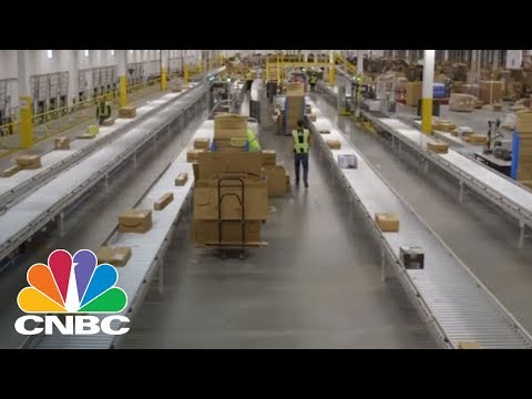 Amazon Customers Worldwide Are Shopping At Record Levels | CNBC