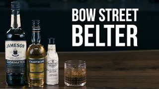 Bow Street Belter – Where Science Meets Cocktails
