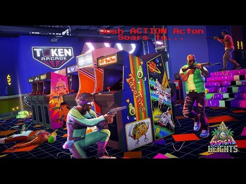 New '80's BR game RADICAL HEIGHTS! RIGHTEOUS! 🔴 Live 🔴 ROAD TO 1k SUBS HYPE