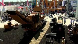 bauma 2013 - Die größte Messe der Welt in München