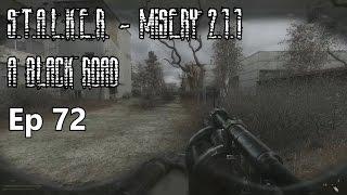 S.T.A.L.K.E.R. - MISERY 2.1.1 - A Black Road - Ep 72: The MISERYable Way to Pripyat