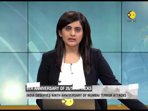 India News: 9th anniversary of 2008 Mumbai Attacks