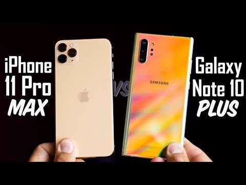 IPhone 11 Pro Max Vs Note 10 Plus - Full Comparison!