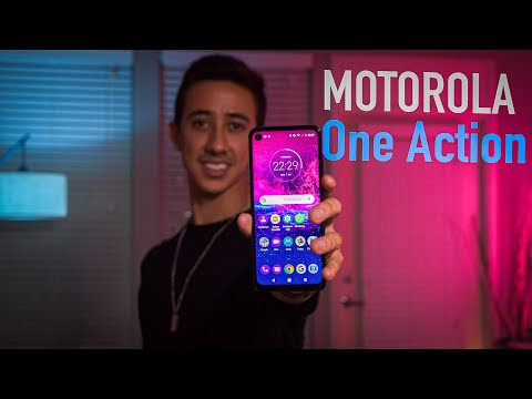 Review del Motorola One Action