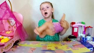 ♥ Кукла БЕБИ БОРН Эмили перегрелась на солнце! У БЕБИ БОН СОЛНЕЧНЫЙ УДАР Игра в Доктора с Куклой