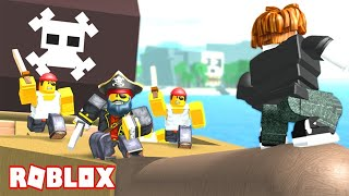 Jugando Pirate Wars con DOLAS y CARLOS | Roblox