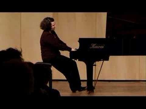 Chopin:Sonata 1,3rd mvt. (Sofya Gulyak)