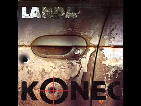 Daniel Landa - Konec [Celé album]