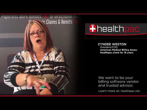 Healthpac Interview: Cyndee Weston, President/COO, American Billing Association