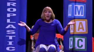 Changing Your Brain Can Be As Simple As Child's Play   Denise Medved   TEDxTryon