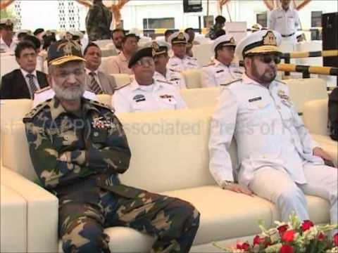 Pakistan Navy's 4th F-22P Frigate (PNS ASLAT) launched at Karachi Shipyard and Engineering Works