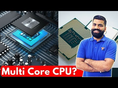 Multi Core Processors Explained - Single Core, Dual Core, Quad Core, Octa Core CPUs