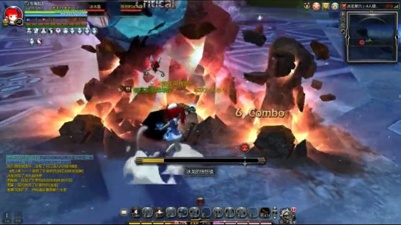 Dragon Nest - Adept [Alchemy] #Awakening Solo Ice Dragon Nest Hardcore 13  Minutes 42 Seconds