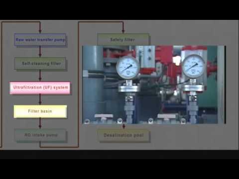 Magong Desalination Plant