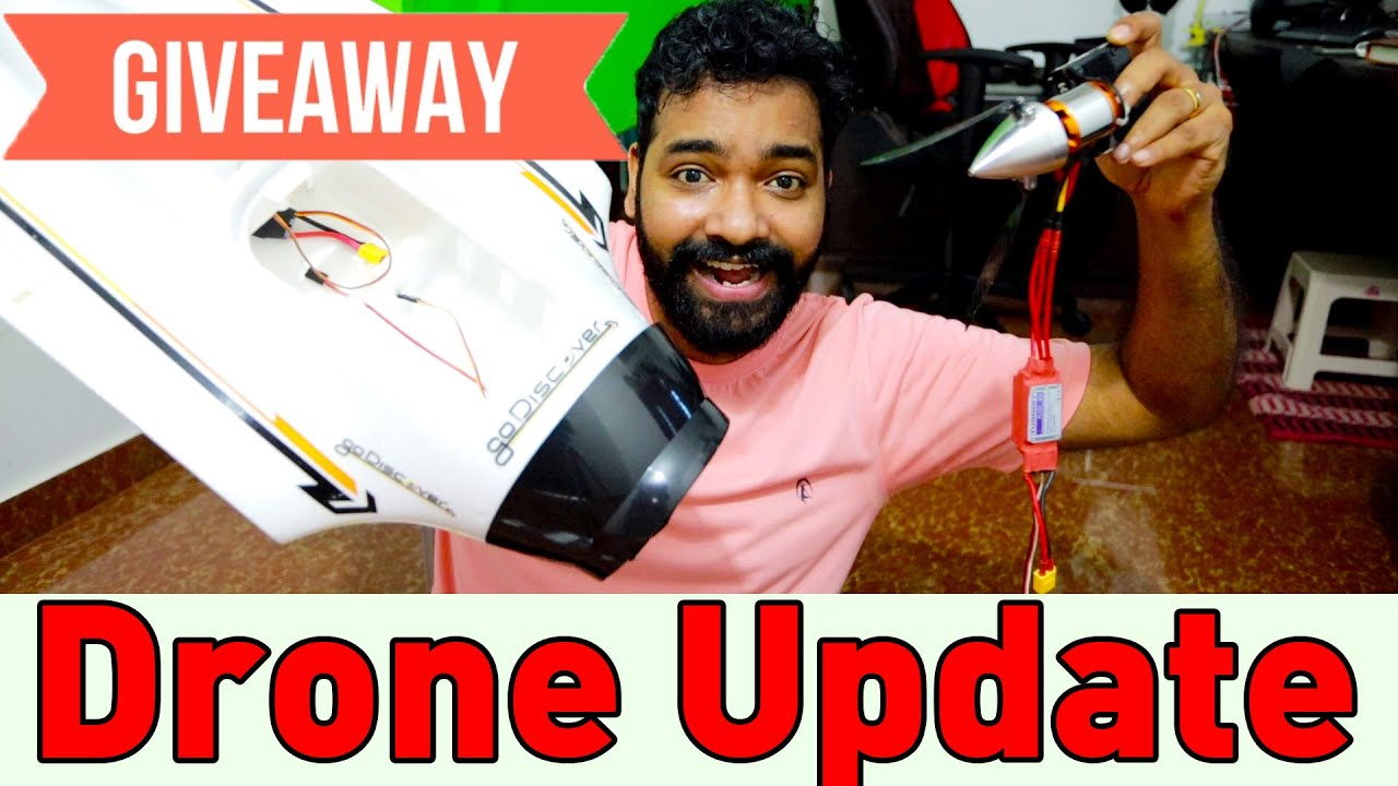 Drone Update & Giveaway | NICK VLOGS🔥🔥