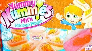 Yummy Nummies Sushi Surprise Maker Magic Kitchen