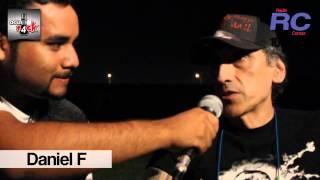 Acustirock 4 - Leusemia: Entrevista a Daniel F