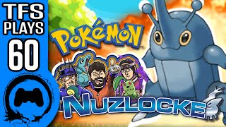 Pokemon Silver NUZLOCKE Part 60 TFS Plays TFS Gaming