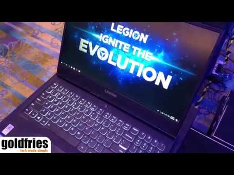 Lenovo Legion Y530 Gaming Notebook Arrives in Malaysia - RM 3,599 onwards