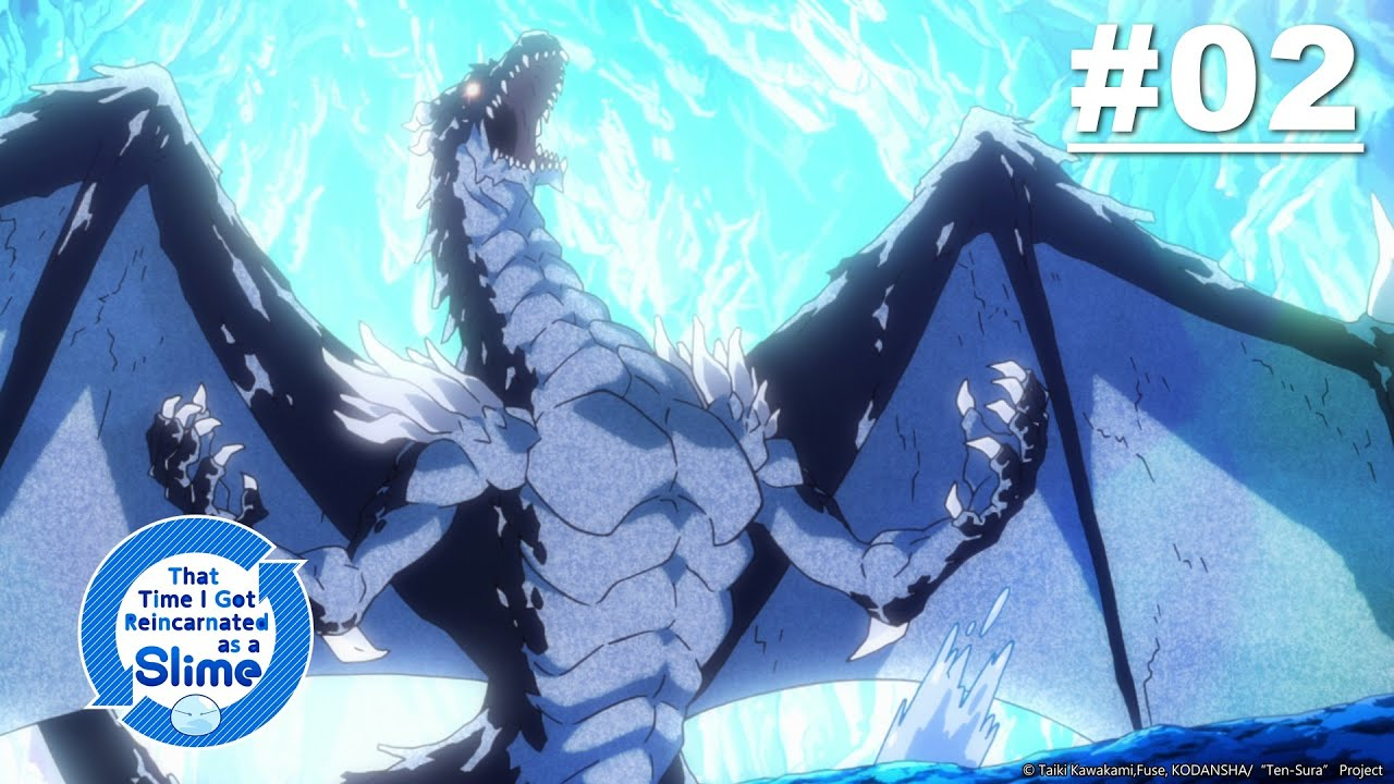 That Time I Got Reincarnated as a Slime - Episode 02 [English Sub]