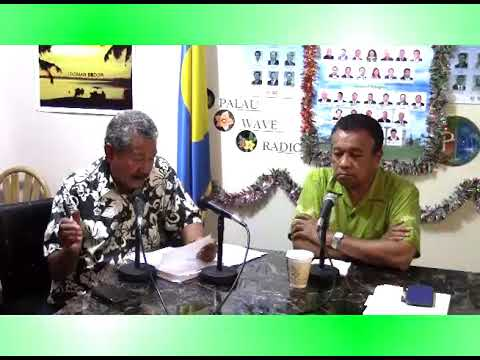 Udesuall (Part 3) with Johnson Toribiong (1.05.18)