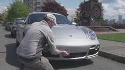 Front License Plate Mount Bracket Kit Install (Tow hook, Porsche)