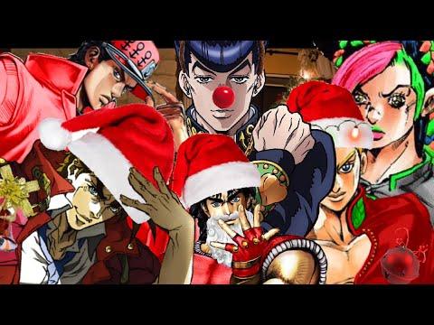 """Joestar Jingle Bells"" (A JoJo Christmas Parody)"