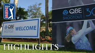 Highlights | Round 1 | QBE Shootout 2018