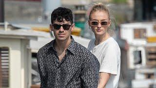 Inside Look at Joe Jonas and Sophie Turner's Second Wedding in France