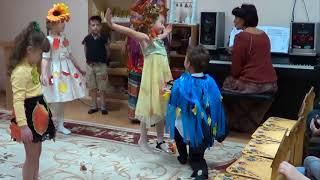 сказка  Царица Осень и ее любимые туфельки