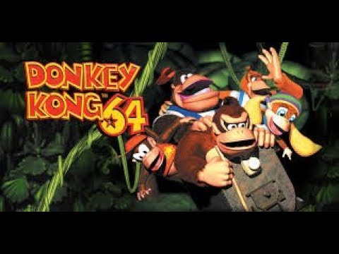 Donkey Kong 64 Finale PLUS Top Gear Overdrive