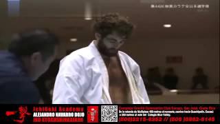 44 All Japan Alejandro Navarro - Goderzi Kapanadze.